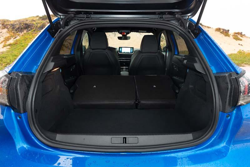 Foto Interiores Peugeot 208 Dos Volumenes 2019