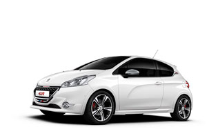 Foto Exteriores (2) Peugeot 208-gti Dos Volumenes 2012