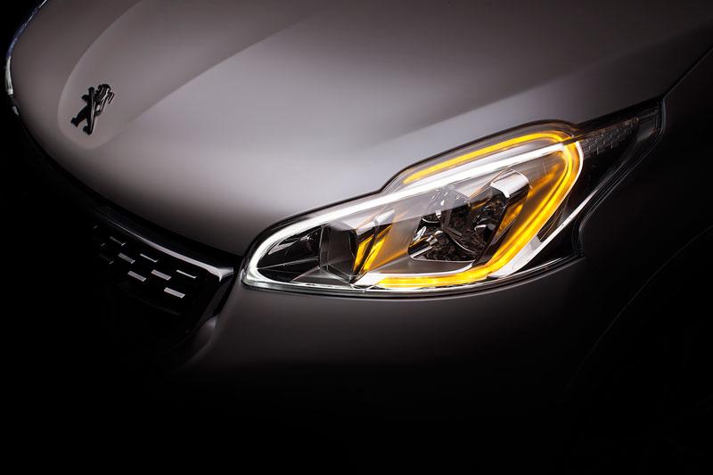 Foto Detalles Peugeot 208-gti Dos Volumenes 2012