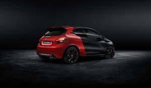 Foto Trasera Peugeot 208-gti-30th Dos Volumenes 2014
