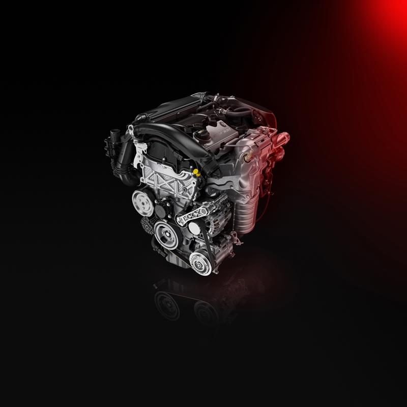 Foto Tecnica Peugeot 208 Gti 30th Dos Volumenes 2014