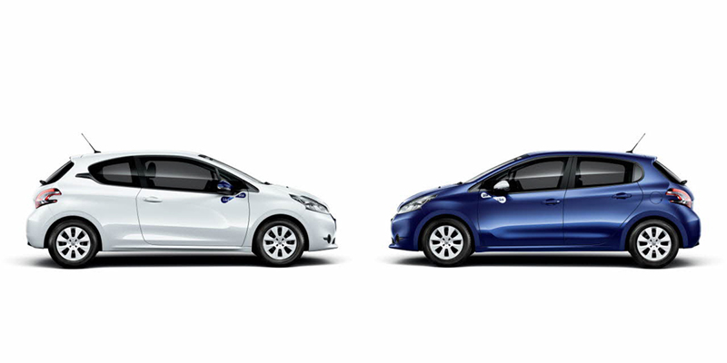 Foto Exteriores (1) Peugeot 208-like Dos Volumenes 2014