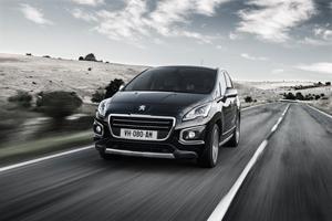 Foto Delantera Peugeot 3008 Monovolumen 2014