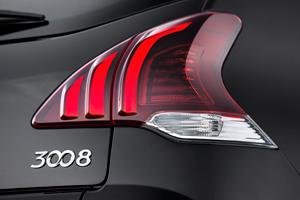 Foto Detalles (2) Peugeot 3008 Monovolumen 2014