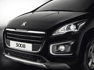 Foto Detalles (3) Peugeot 3008 Monovolumen 2014