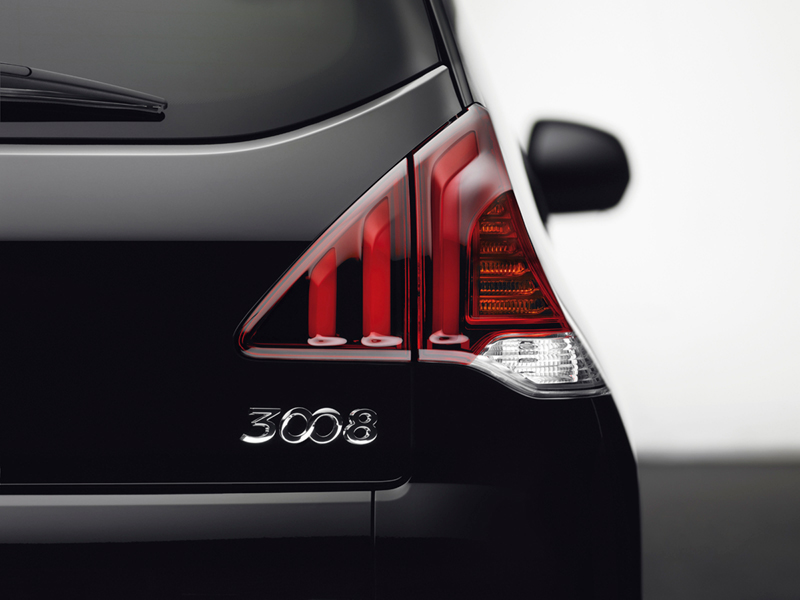 Foto Detalles Peugeot 3008 Monovolumen 2014