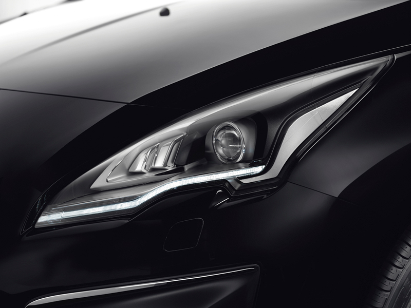 Foto Detalles (6) Peugeot 3008 Monovolumen 2014