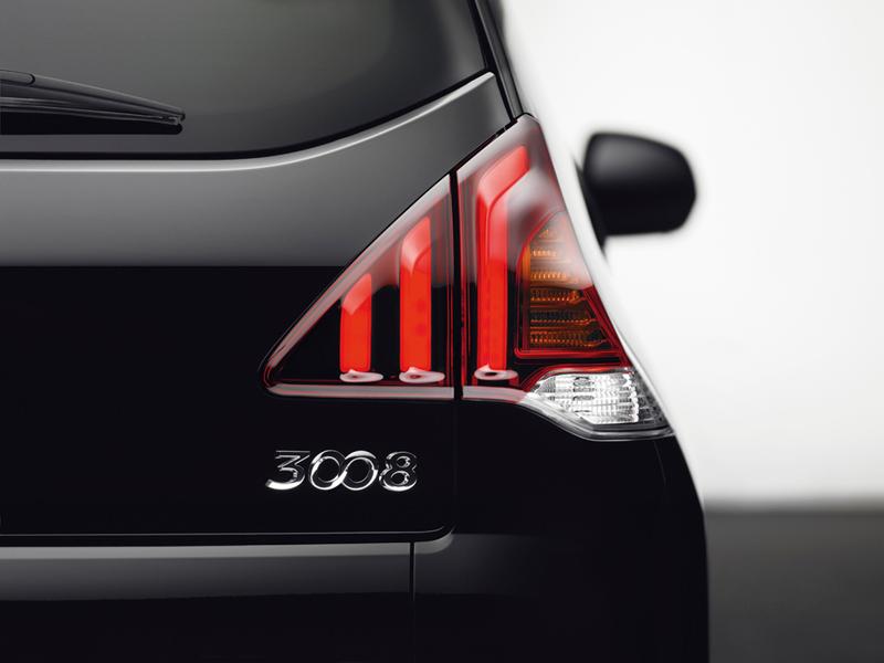 Foto Detalles (7) Peugeot 3008 Monovolumen 2014