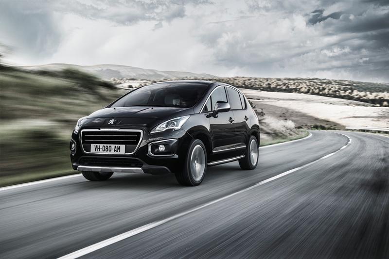 Foto Exteriores (1) Peugeot 3008 Monovolumen 2014