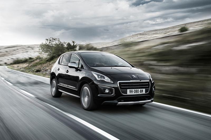 Foto Exteriores (3) Peugeot 3008 Monovolumen 2014