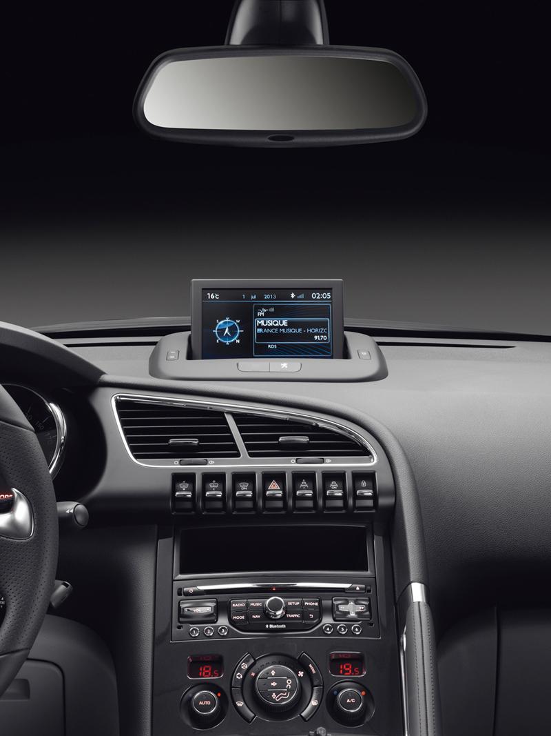 Foto Interiores (1) Peugeot 3008 Monovolumen 2014