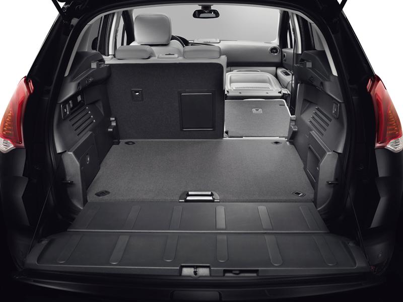 Foto Interiores (7) Peugeot 3008 Monovolumen 2014