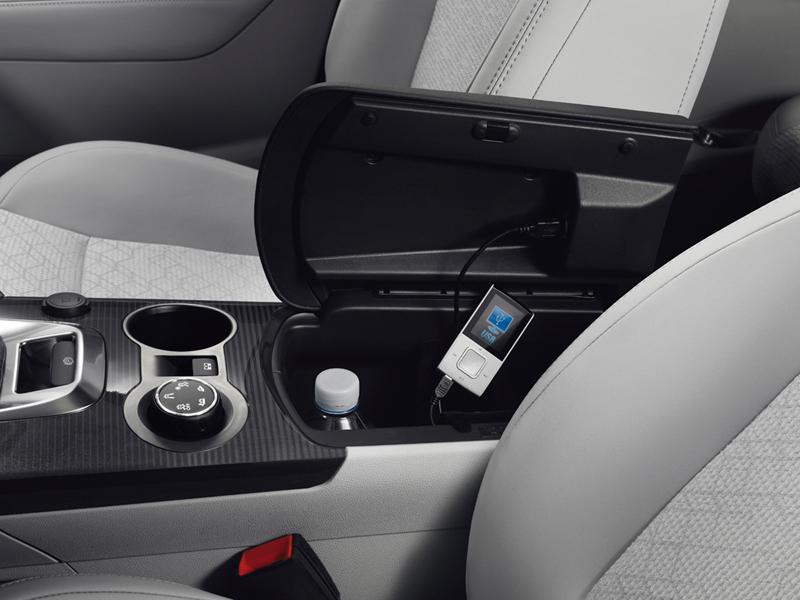 Foto Interiores (8) Peugeot 3008 Monovolumen 2014