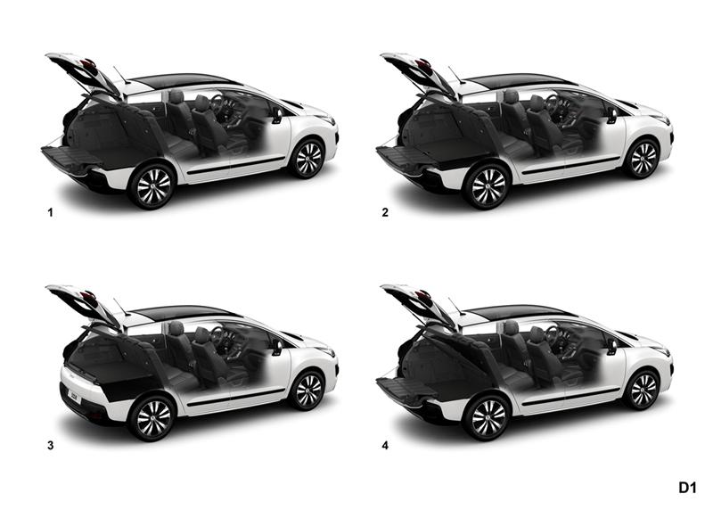 Foto Tecnicas Peugeot 3008 Monovolumen 2014