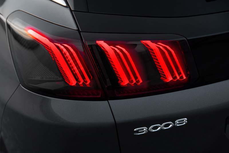 Foto Detalles Peugeot 3008 Suv Todocamino 2020