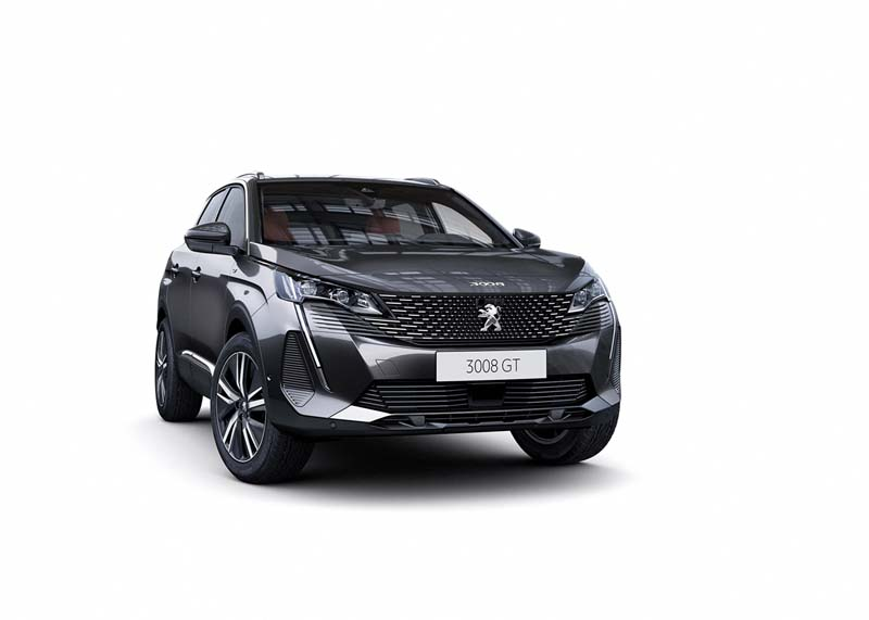 Foto Exteriores Peugeot 3008 Suv Todocamino 2020
