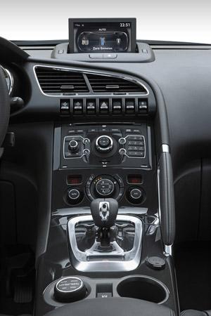 Foto Detalles (5) Peugeot 3008-hybrid4 Monovolumen 2011