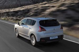 Foto Exteriores (3) Peugeot 3008-hybrid4 Monovolumen 2011