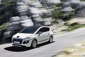 Foto Exteriores (4) Peugeot 3008-hybrid4 Monovolumen 2011