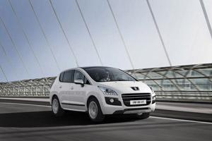 Foto Exteriores (6) Peugeot 3008-hybrid4 Monovolumen 2011