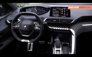 Foto Salpicadero Peugeot 3008-prueba Suv Todocamino 2017