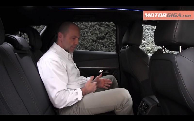 Foto Interiores Peugeot 3008 Prueba Suv Todocamino 2017