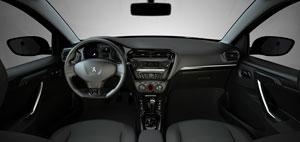 Foto Salpicadero Peugeot 301 Sedan 2012
