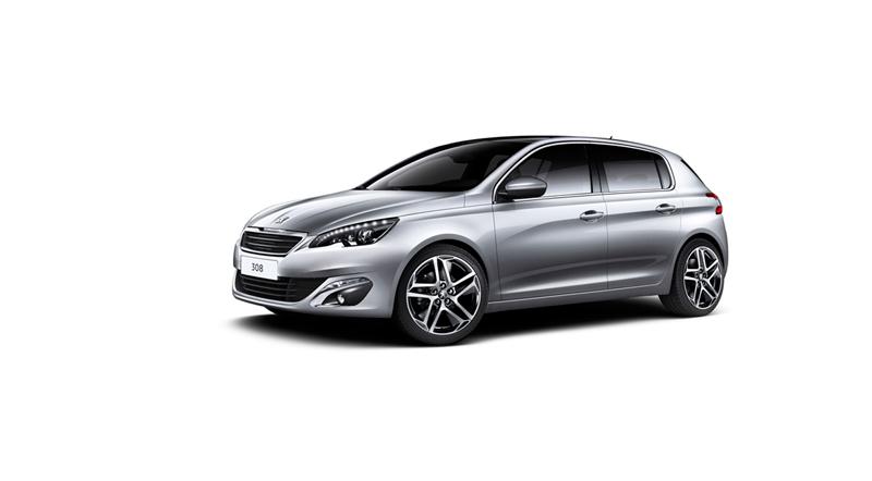 Foto Exteriores Peugeot 308 Dos Volumenes 2013