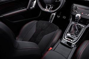 Foto Detalles (34) Peugeot 308-gti Dos Volumenes 2015