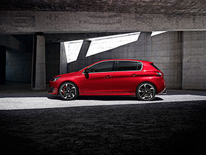 Foto Exteriores (2) Peugeot 308-gti Dos Volumenes 2015