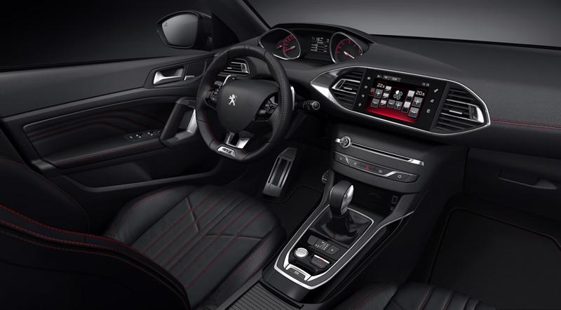 Foto Salpicadero Peugeot 308 Gt Dos Volumenes 2014