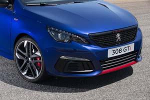 Foto Detalles 13 Peugeot 308-gti Dos Volumenes 2017
