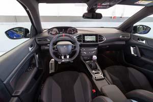 Foto Interiores 2 Peugeot 308-gti Dos Volumenes 2017