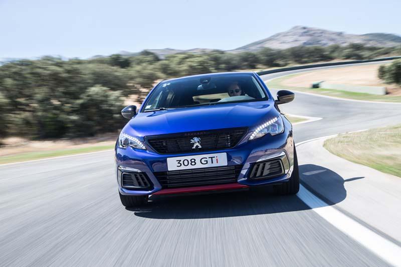 Foto Exteriores Peugeot 308 Gti Dos Volumenes 2017
