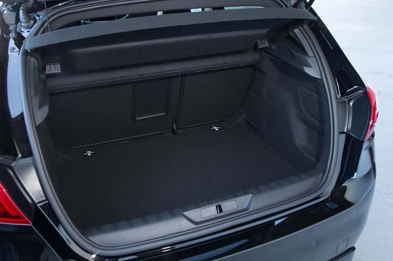 Foto Interiores Peugeot 308 Gti Dos Volumenes 2017