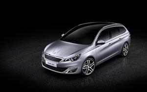 Foto Perfil Peugeot 308-sw Familiar 2014