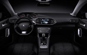 Foto Salpicadero Peugeot 308-sw Familiar 2014