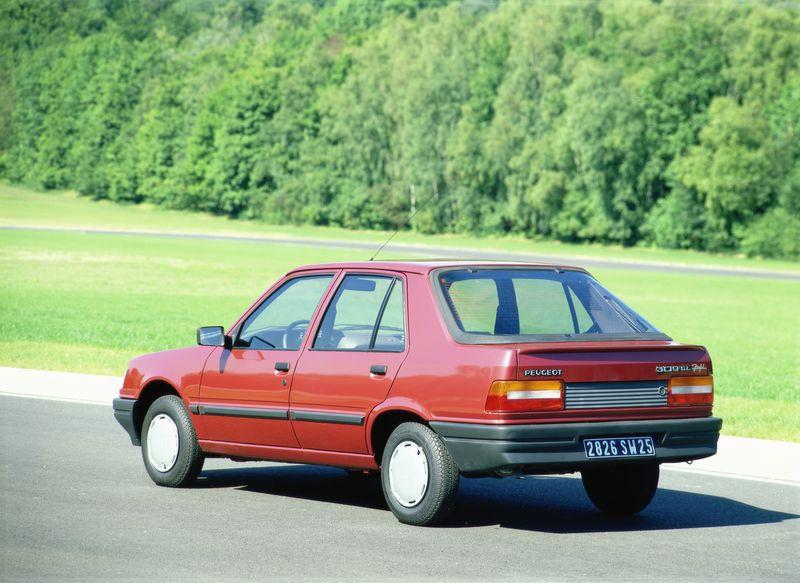 Peugeot 309 GL Profil