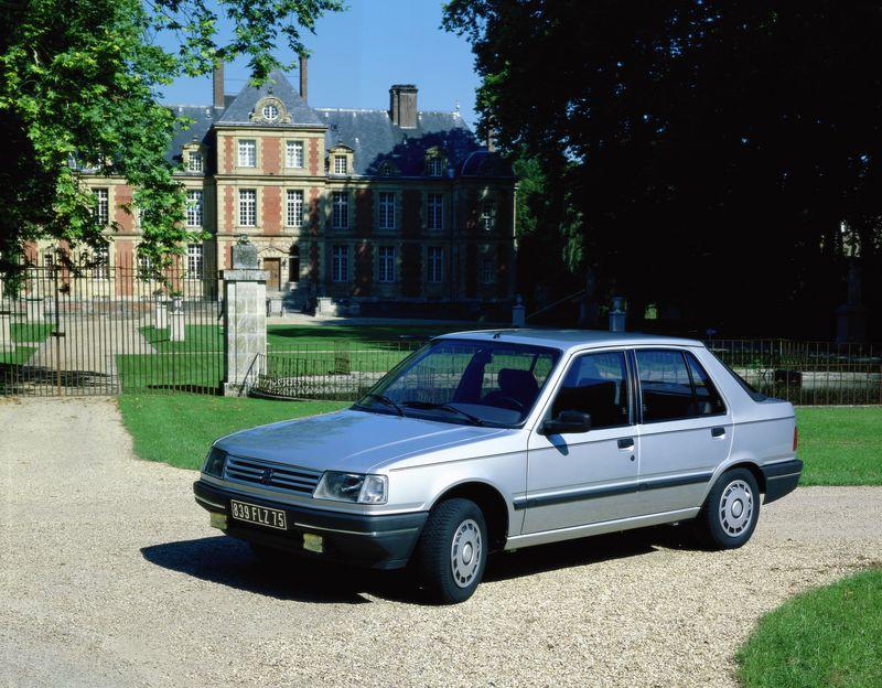 Peugeot 309 SR