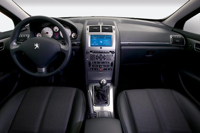 Foto Salpicadero Peugeot 407 Familiar 2007