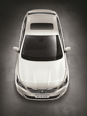 Foto peugeot 408-mercadochino 2014