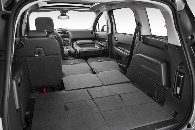 Foto Interiores Peugeot 5008 Monovolumen 2013
