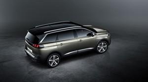 Foto Exteriores 3 Peugeot 5008 Monovolumen 2017