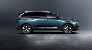 Foto Exteriores Peugeot 5008 Monovolumen 2017