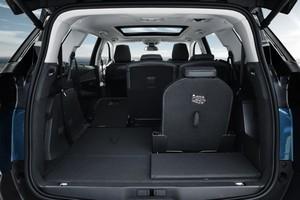 Foto Interiores Peugeot 5008 Monovolumen 2017