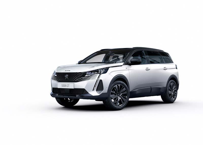 Foto Exteriores Peugeot 5008 Monovolumen 2020