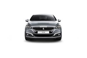Foto Exteriores (4) Peugeot 508 Berlina 2014