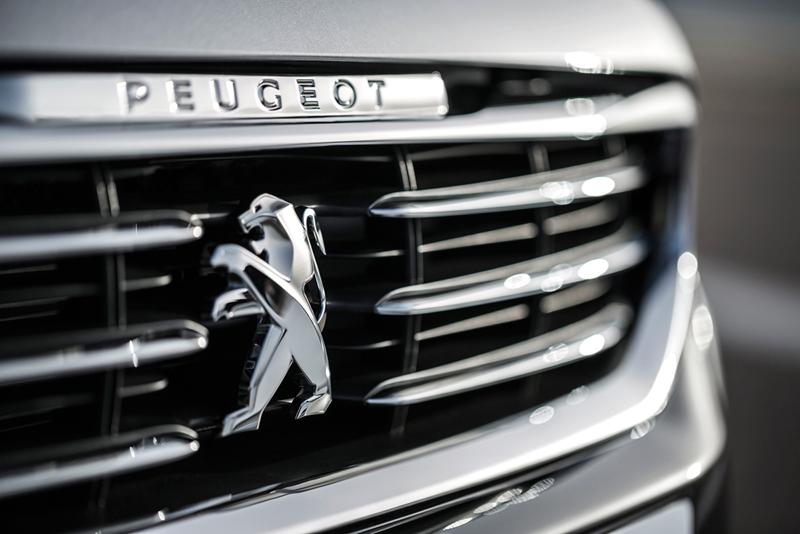 Foto Detalles (15) Peugeot 508 Berlina 2014