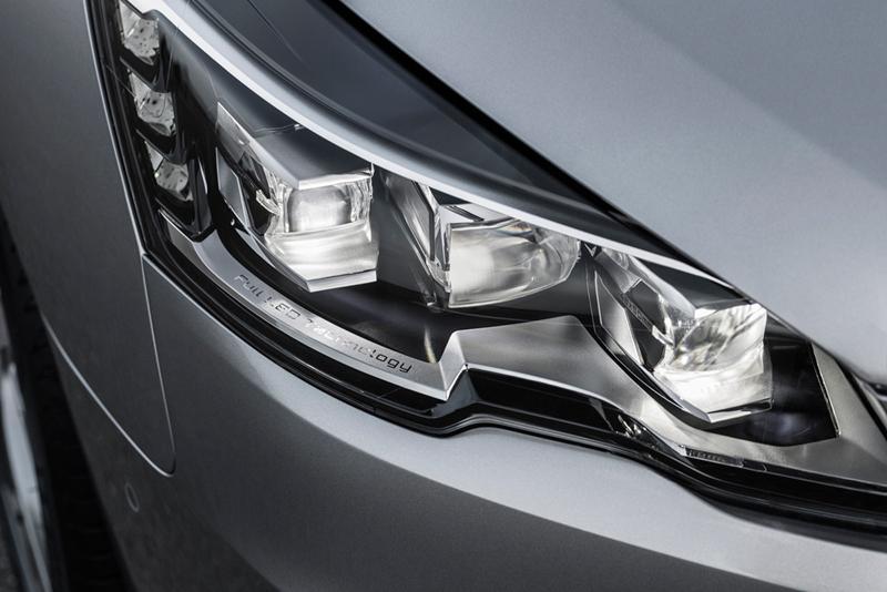 Foto Detalles (19) Peugeot 508 Berlina 2014