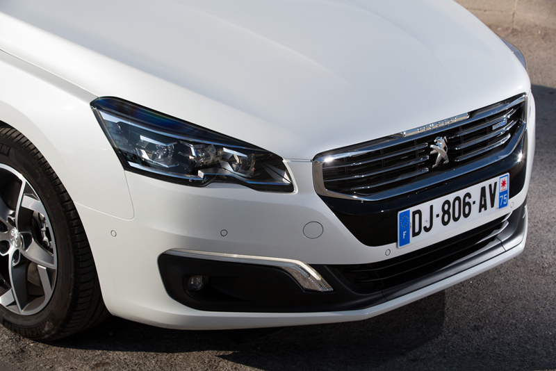 Foto Detalles Peugeot 508 Berlina 2014